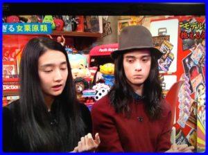 ハーフ疑惑が出たのは長井短さんはが、栗原類さんに似ていることからハーフ疑惑が疑われたと思われます。